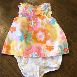 Circo Newborn outfit.